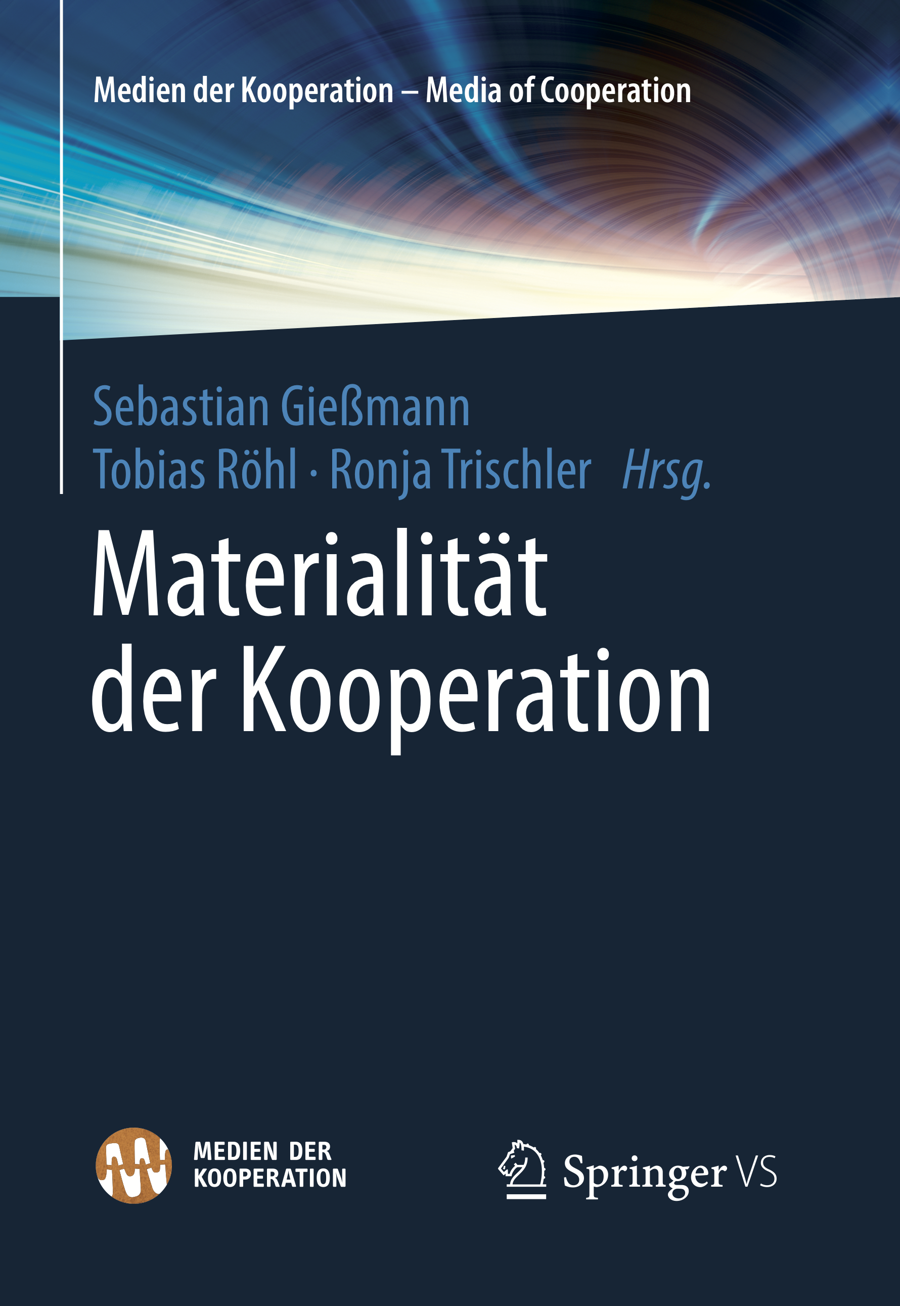 Cover Materialität der Kooperation