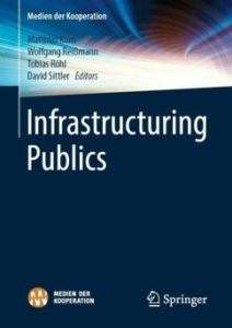 Cover Infrastructuring Publics