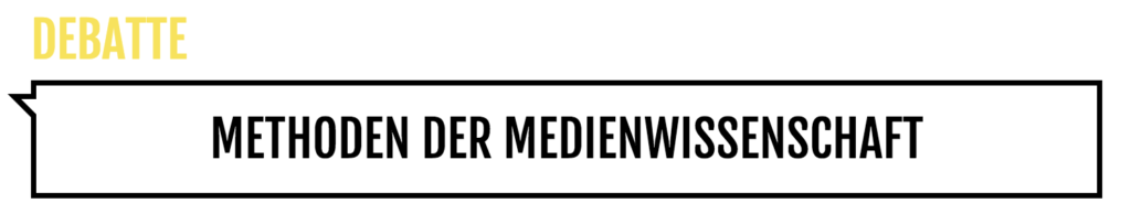 Logo Methodendebatte